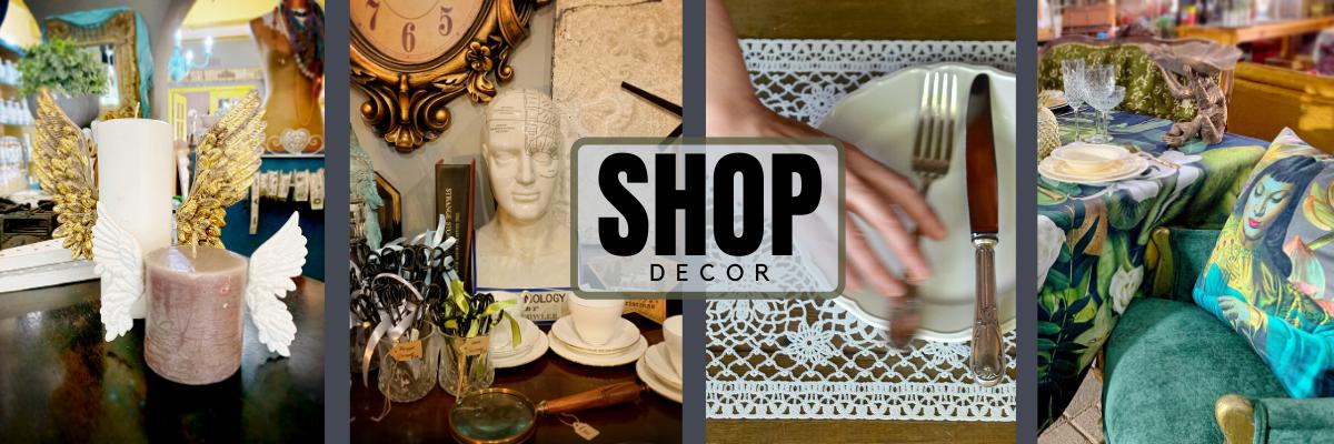 Shop Decor